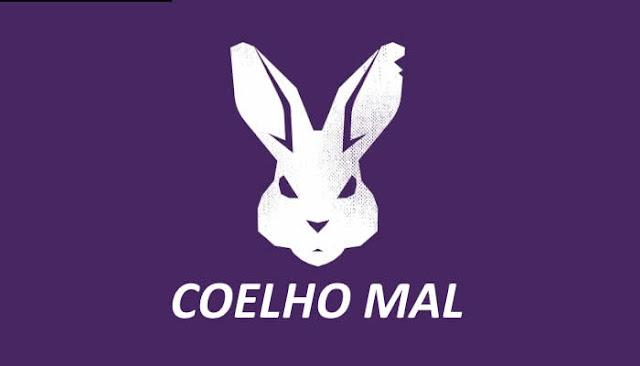 """Ransomware apelidado de """"Coelho Mal"""" ataca Rússia e Ucrânia e preocupa mundo."""