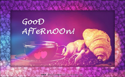 100 Sweet Good Afternoon SMS Wishes in English