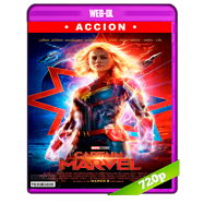 Capitana Marvel (2019) WEB-DL 720p Audio Dual Latino-Ingles