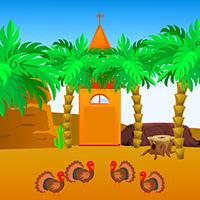 AvmGames Escape Thanksgiving Desert
