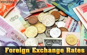Today S Foreign Exchange Rate Fixed