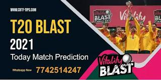 SOM vs GLAM Dream11 Team Prediction, Fantasy Cricket Tips & Playing 11 Updates for Today's English T20 Blast 2021 - Jun 19