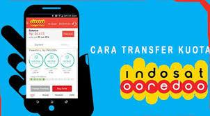 2 Cara Transfer Kuota Internet Indosat Ooredoo ke Sesama, 100% Berhasil!