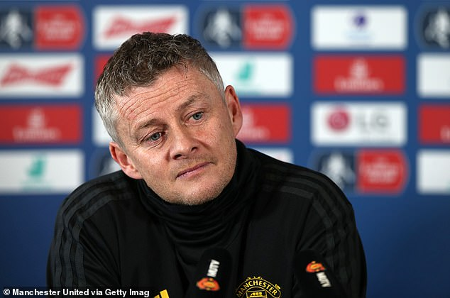 Solskjaer says he has backing of Man Utd board despite three defeats in four