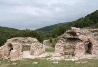 Крепость Траяновой дверь