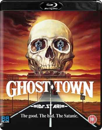 Ghost Town 1988 480p 250MB BRRip Dual Audio