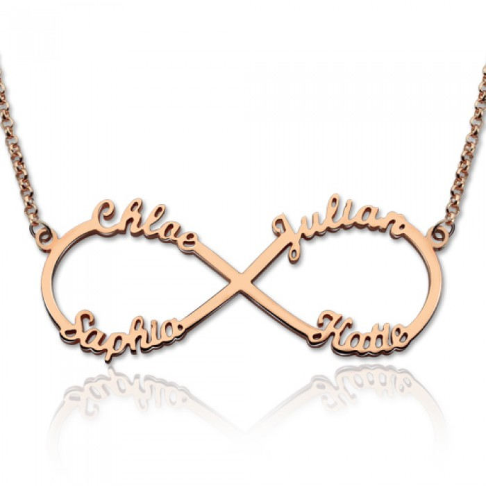 Stampernmore infinity jewelry meaning personalized infinity jewelry meaning a personalized infinity jewelry piece means infinity necklaces or bracelets with ones names initials or birthstones aloadofball Gallery