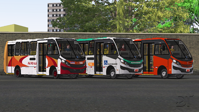 OMSI 2 - Caio F2400 MB LO-916 BT5