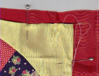 applique techniques blind stitch for attaching applique