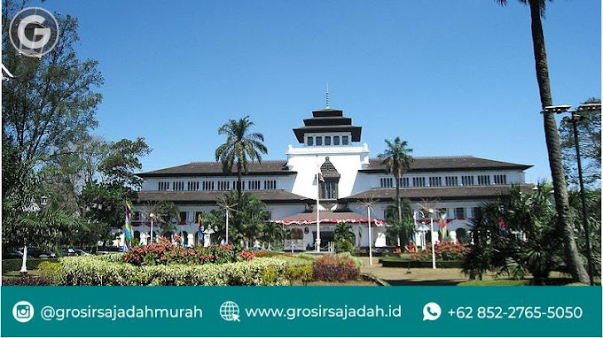 Ini Dia Pusat Sajadah Kecil Di Bandung yang Melayani Eceran