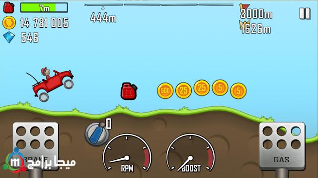 تحميل لعبة Hill Climb Racing هيل كليمب ريسنج 2020 اخر اصدار