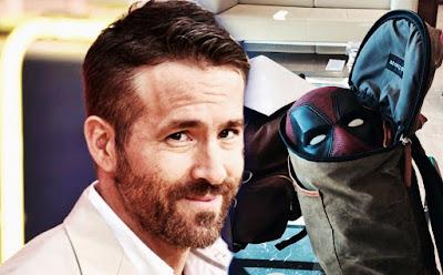 Ryan Reynolds hints for Deadpool 3 with his superhero mask photo