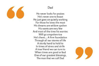 quotes on fathers day by son
