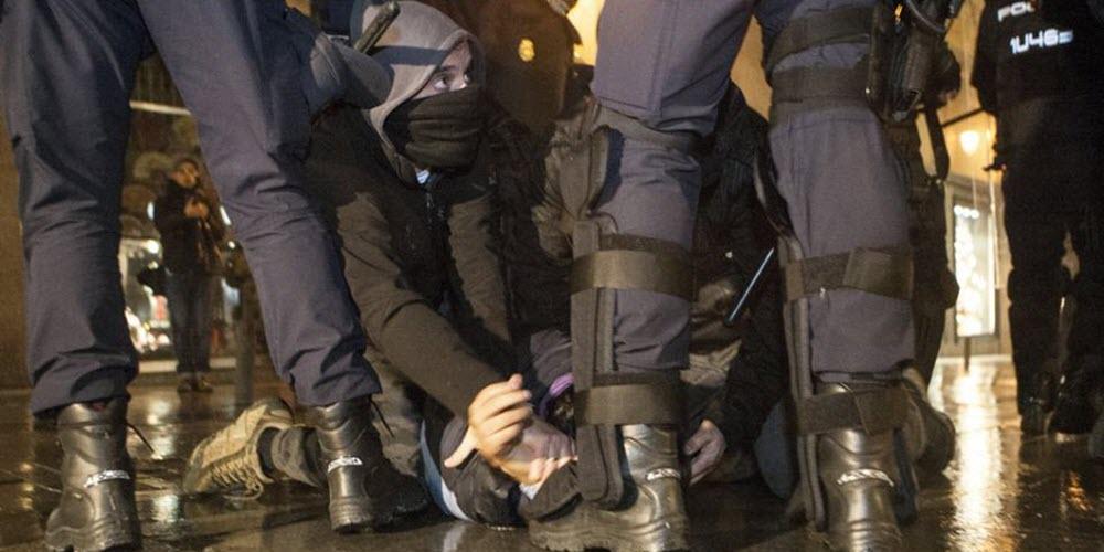 Piden penas de entre 6 y 10 años de cárcel para los detenidos del 22M