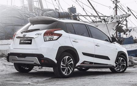 Promo Kredit Toyota Yaris 2018 DP Harga & Angsuran