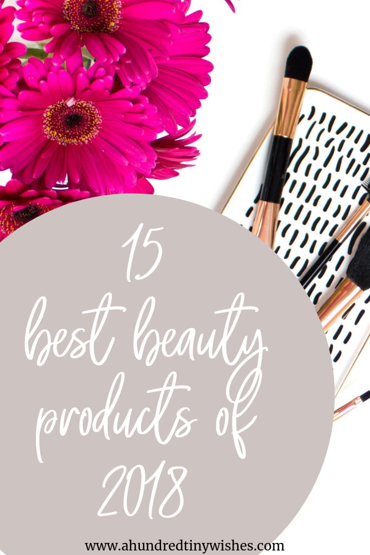 best of beauty 2018, beauty products, cruelty-free beauty products