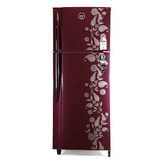Godrej 255 L 2 Star Inverter Frost-Free Double Door Refrigerator