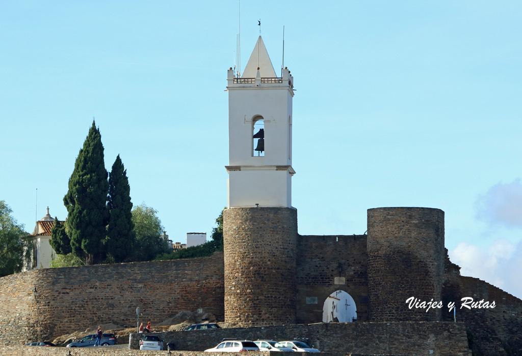 Puertas de la muralla de Monsaraz