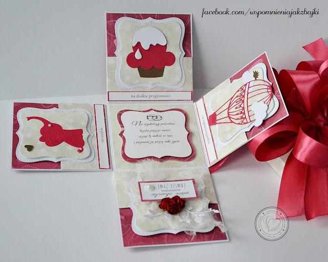 Ślub w czerwieni