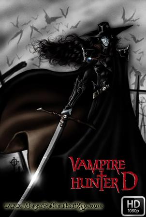 Vampire Hunter D 1080p