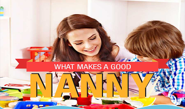 What Makes A Good Nanny