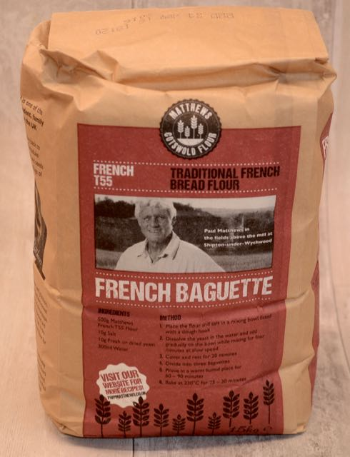 French Baguette Flour