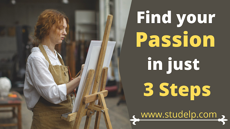 Find your passion by doing just 3 things only - Can I bet?
