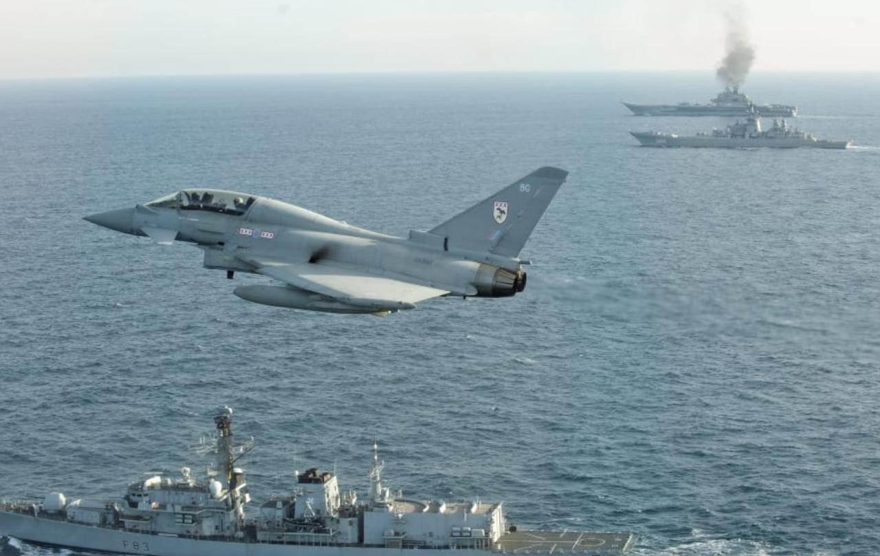 Das Vereinigte Königreich will seine Aktivitäten gegen Russland verstärken