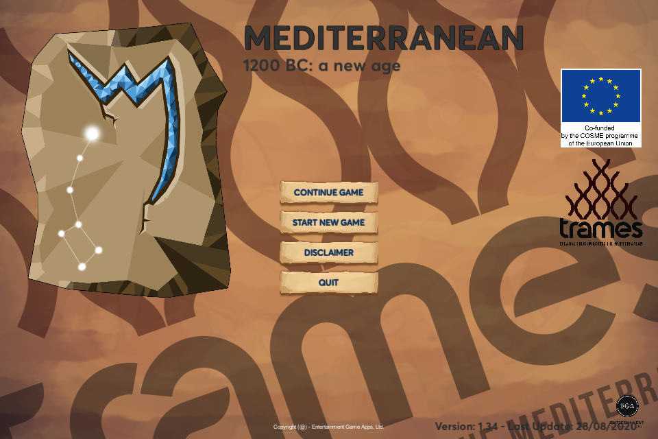 Η Ξάνθη σε ένα videogame διεθνούς συμπαραγωγής με θέμα τη Διαδρομή των Φοινίκων