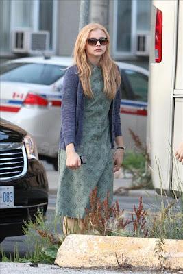 Carrie film med Chloe Moretz