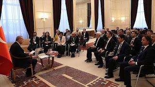 أردوغان عن المنتدى العالمي للاجئين: أستطيع القول إنه كان ناجحا