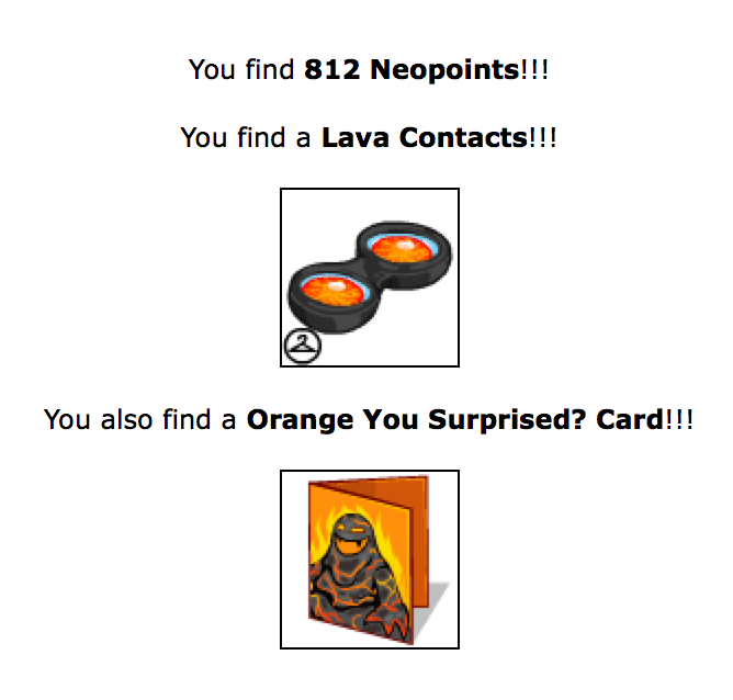 Neopets Gaming Neopets Advent Calendar 2014 Day 1