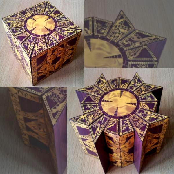 how to make paper cube box