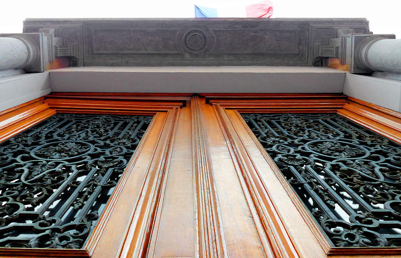 École primaire CNDI Tourcoing - Plateforme Balcon et rosace