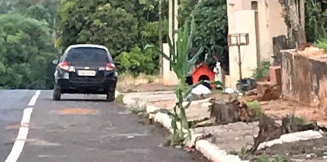 Manoel Ribas: A imagem do dia...