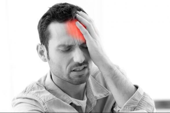 sakit kepala sebelah kiri sampai ke mata