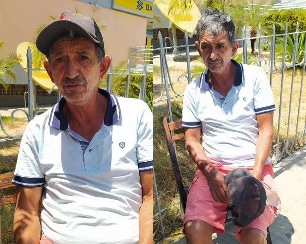 Homem que reside em Caraúbas procura por familiares que moram em Fortaleza