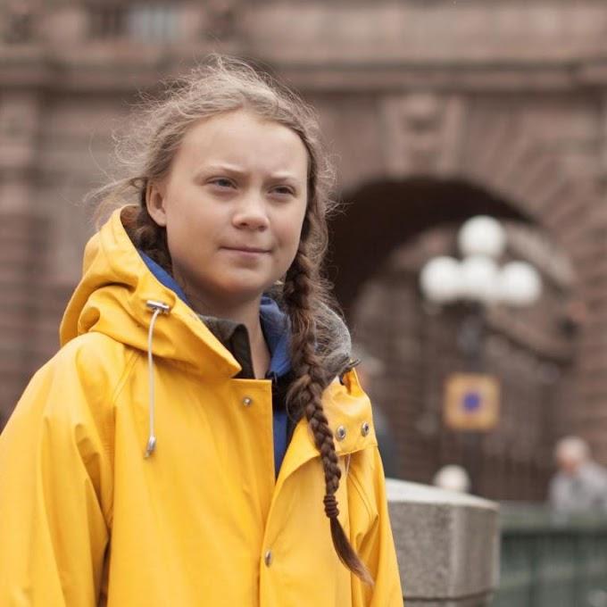 Greta Thunberg Kandidat Terkuat Peraih Nobel 2020