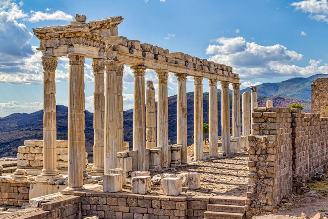 Pergamon (Turkey)
