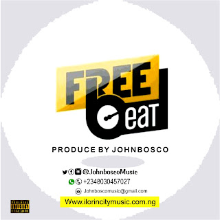 Dance Yo Free Beat (Prod by Johnbosco)