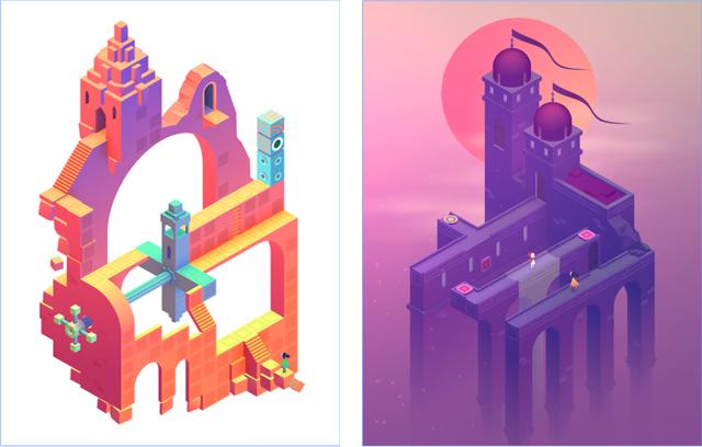 الكشف-عن-تاريخ-إصدار-لعبة-Monument-Valley-2-على-منصة-الأندرويد-Android