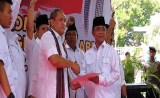 Ahyar Abduh Dipinang Gerindra Rebut NTB 1