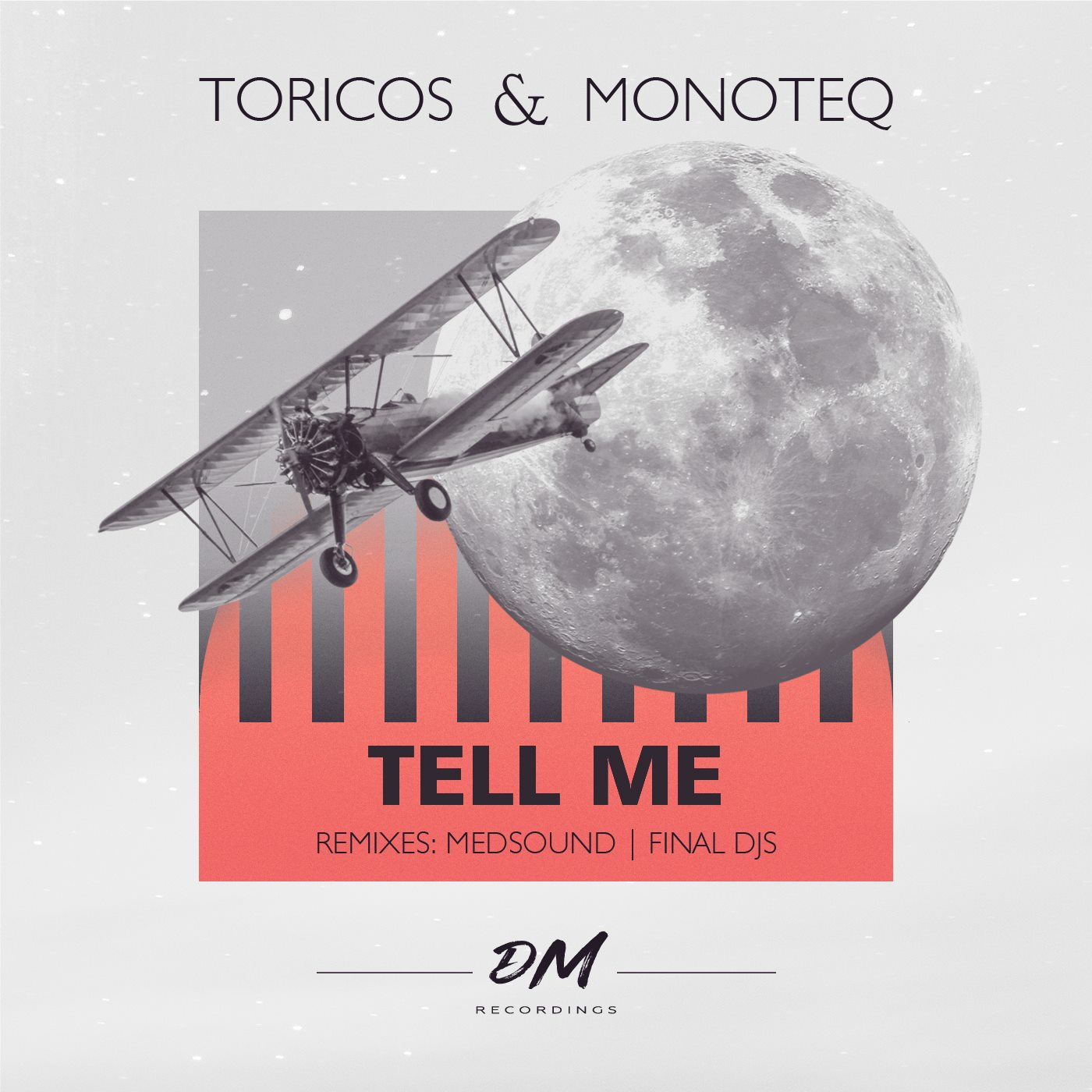 Toricos & Monoteq - Tell Me | Final Djs Remix