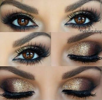 smokey eyes capodanno