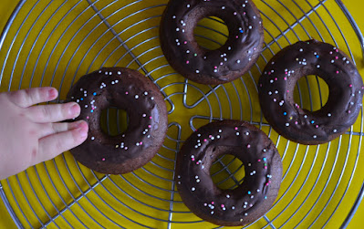 Hoops Donuts au chocolat