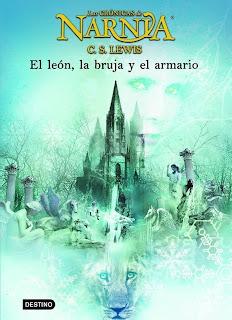 El león, la bruja y el armario; libro de C.S. Lewis