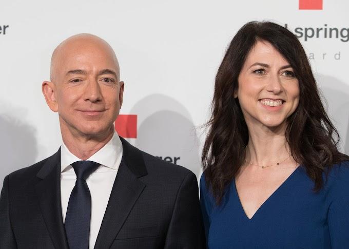 MacKenzie Bezos Will Donate Half Her Fortune To Charity