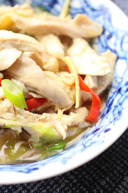 poulet cuit au vinaigre dong'an