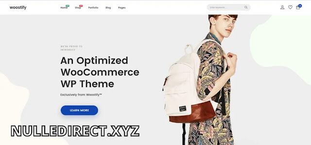 woostify Pro 1.5.6 WooCommerce Themes Nulled