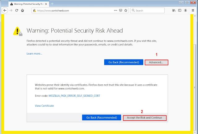 Cara membuat SSL Certificate pada Ubuntu Server 20.04